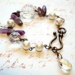 227 Lavender Bracelet
