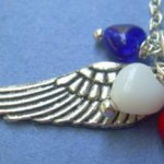 911 Commemorative Jewelry – A Wing And A Prayer Necklace