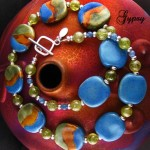 African Colors Necklace - Sharon Harris