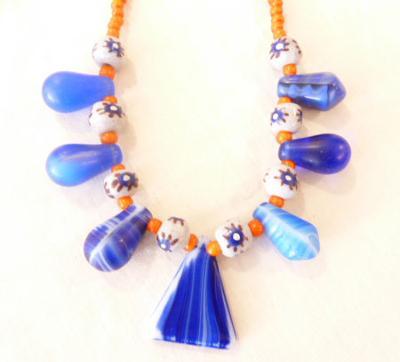 African Wedding – Mali Wedding Beads