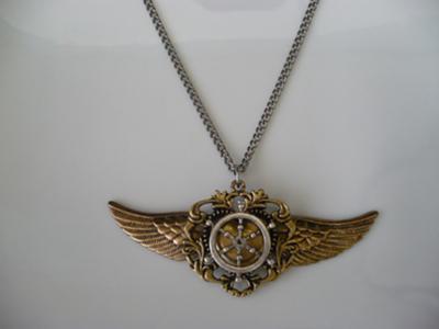 Airship Pilot Wings