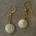 How to Make Wrapped Loop Earrings
