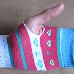 Fingerless Jewelry Making Gloves Tutorial