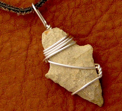 How To Wire Wrap An Arrowhead An Easy Tutorial Jewelry