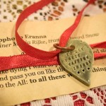Packaging Jewelry with a Poem