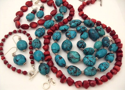 Joan Kaplan - making jewelry is good for your health