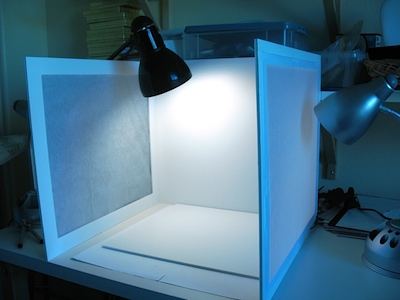 Light Box for Photographing Jewelry Jewelry Making Journal