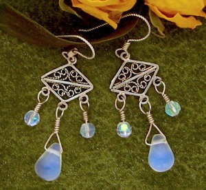 What is Opalite (Sea Opal Glass)?