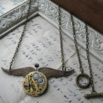 Steampunk Aviator Necklace