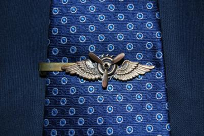 Steampunk Tie Clip by Jim Osment