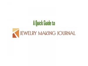About Jewelry Making Journal