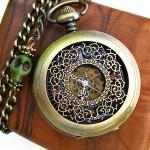 Airship Pirate Pocket Watch