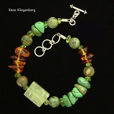 Bracelet Birthday Beading Party Tips by Rena Klingenberg