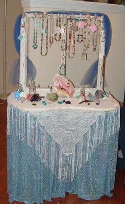 By Gods Grace Hand-Crafted Jewelry Display
