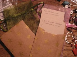 Calling Cards and Cool Handmade Envelopes
