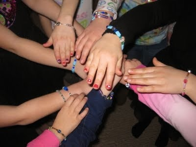Girl's Jewelry Birthday Party