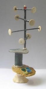 Fantasy Tree Earring Display