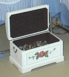 Gemstone Treasure Chest – An Essential Part of My Jewelry Display