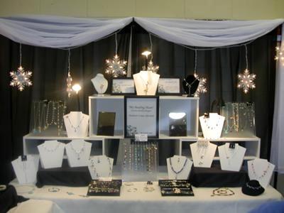Craft Show Corner Booth
