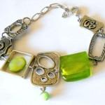 Neon Lime Bracelet