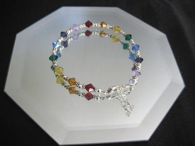 Mirror Bracelet Display