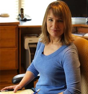 Branding expert Pamela Wilson