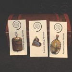 Pendant and Ring Display Cards