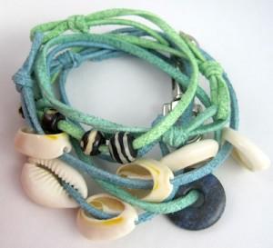 Make a Wrap Bracelet / Necklace