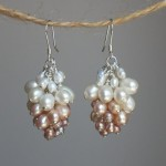 Fresh Water Pearls for Days Earrings