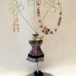 Photo Holder Jewelry Stands