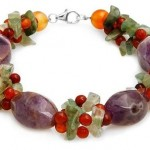 Fruit Punch bracelet by Maria Hansford