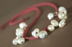 Leather Cord Necklace Design Ideas