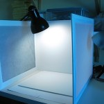 Light Box for Photographing Jewelry