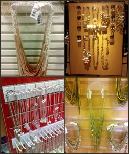 Necklace Display Fixtures