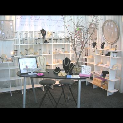 Pam Older Designs at the New York Gift Show