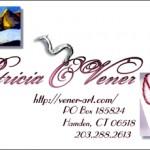 Patricia C. Vener – New Business Card Design