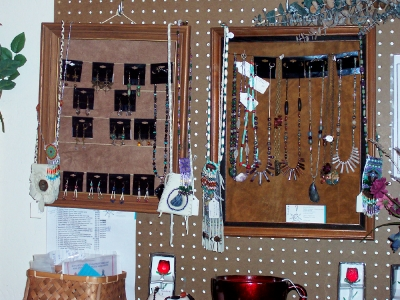 Picture Perfect Jewelry Display