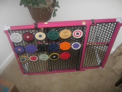 Portable and Expandable Earring Display