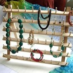 Ready-Made Necklace Display