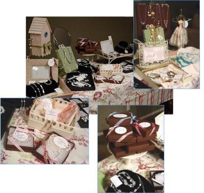 The Beautiful Garden Boutique – Goes Shabby Chic — Jewelry Making ...