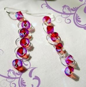 Using Chain on Earrings