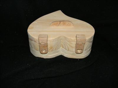 Wooden Jewelry Box Jewelry Making Journal