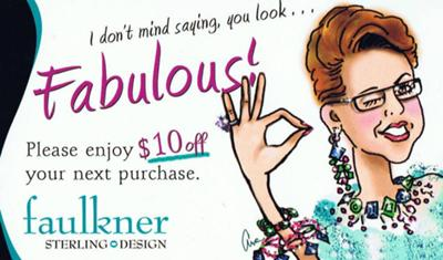 You Look Fabulous in Your Faulkner