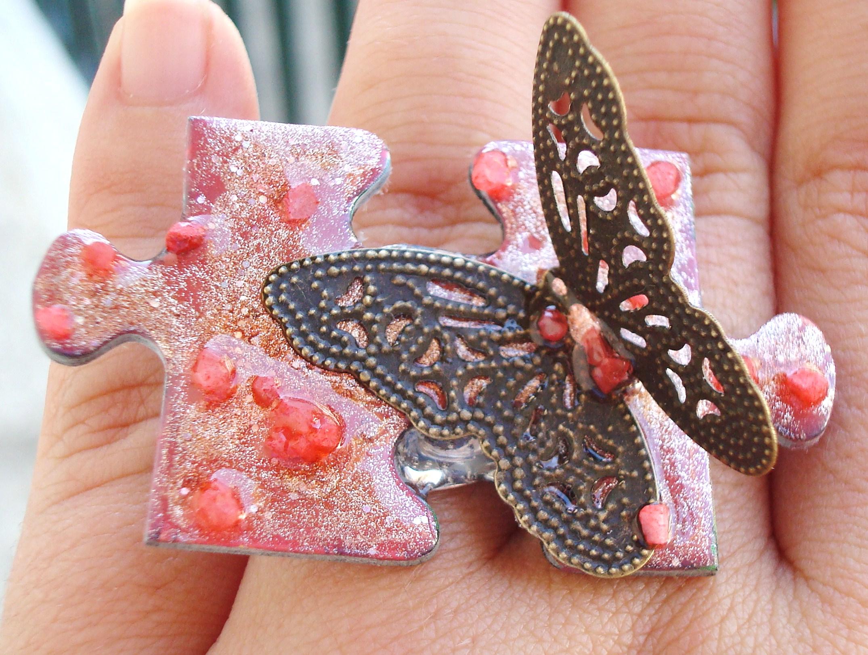 Puzzle Piece Jewelry