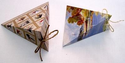 Gift Box Patterns Jewelry Making Journal