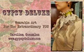 Gypsy Deluxe Business Card