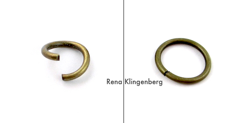 How to Open and Close a Jump Ring Tutorial