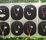 Inspiraled Necklace Display