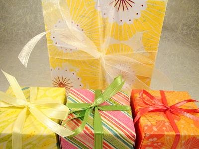 Japan-Inspired Jewelry Packaging I: Origami Gift Boxes