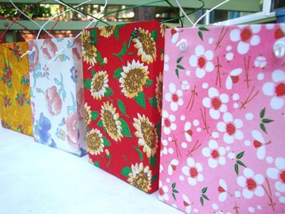 Japan-Inspired Jewelry Packaging III: Chiyogami Paper Heirloom Gift Bags